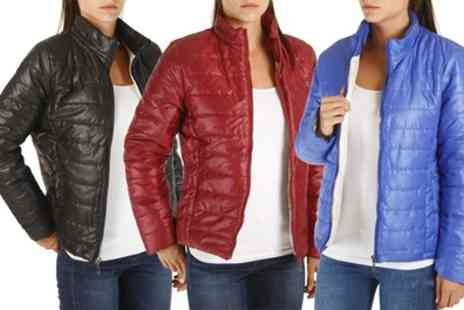 Groupon Goods Global GmbH - Lightweight Padded Jacket - Save 0%