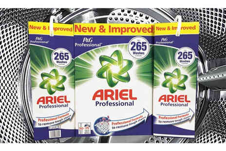 Ckent - 265 wash Ariel Actilift Giga XXL available in regular or colour - Save 34%
