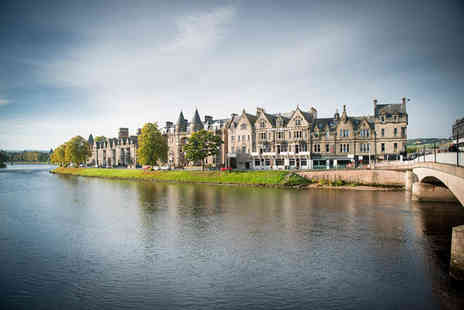Columba House Hotel - Two night 4 Star Inverness break including daily breakfast - Save 0%