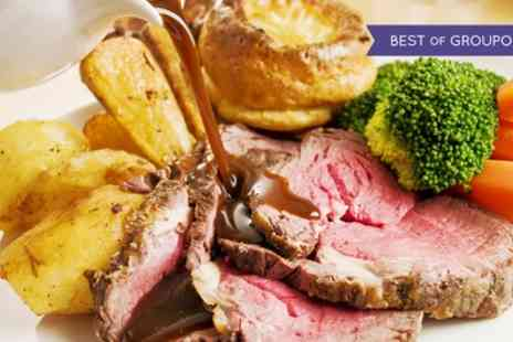 The Ringlestone Inn - Two Course Sunday Lunch and a Drink for Two - Save 50%