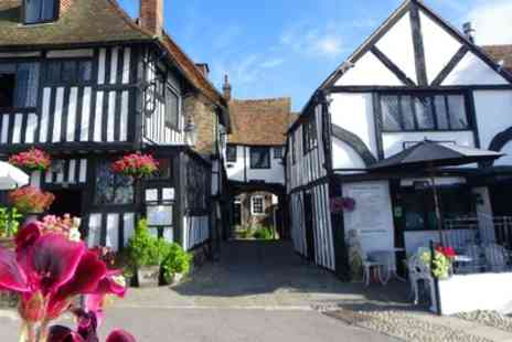Mermaid Inn - One or Two Nights Stay For Two With Breakfast and Food Credit - Save 0%