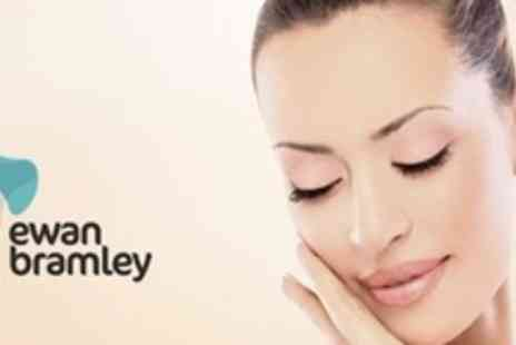 Ewan Bramley - Facial Thread Vein or Rosacea Treatment Three vBeauty Sessions - Save 86%