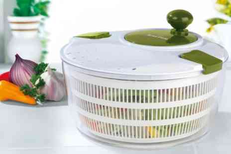 Groupon Goods Global GmbH - Salter Salad Spinner - Save 42%