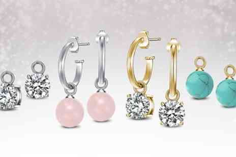 Neverland Sales - Transcendent Earring Sets with Crystals from Swarovski With Free Delivery  - Save 74%