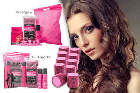 Deals Direct - Sleep in rollers gift set - Save 74%
