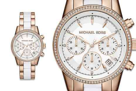 The Watch Supermarket - Michael Kors ladies bracelet watch - Save 53%