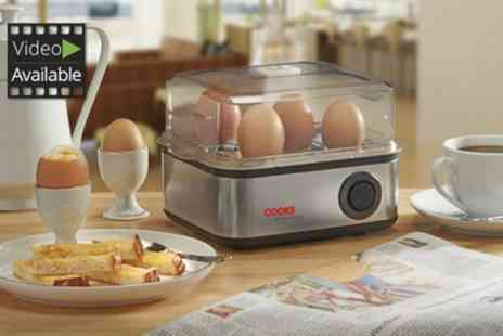 Groupon Goods Global GmbH - Cooks Professional Egg Boiler and Poacher - Save 57%