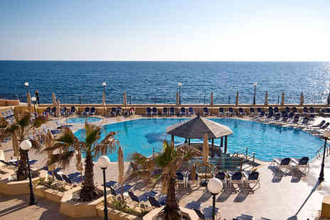 Radisson Blu St Julians - Five Star 5 nights Stay in a Sea View Room - Save 34%