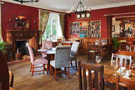 Creative Inns - Two Night Cheshire Escape with Dinner - Save 44%