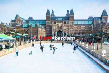 Travel Interaction - Amsterdam 3 Night Break with Flights - Save 0%