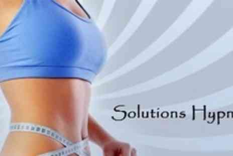 Solutions Hypnosis - Three Sessions of Gastric Band Hypnotherapy - Save 66%