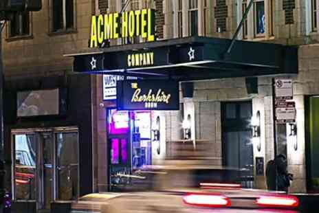 ACME Hotel - Boutique River North Hotel Stay with Parking - Save 0%