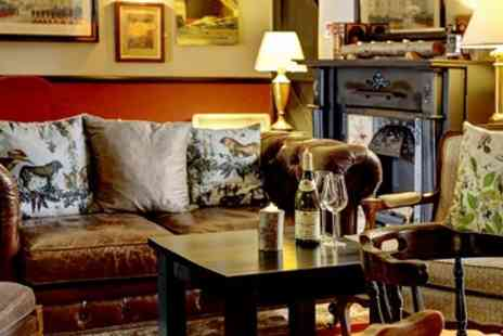 Hever Hotel - Kent Country Getaway with Dinner & Prosecco - Save 0%
