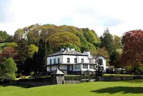 Ees Wyke Country House - Lake District 2 Night Stay with Breakfast - Save 0%