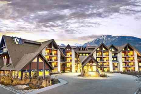 Grande Rockies Resort -  Alberta Rockies Resort Stay for 2 - Save 0%