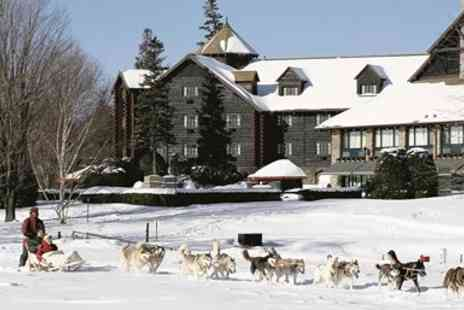 Fairmont Le Chateau Montebello - Grand Fairmont Stay on Ottawa River, with $90 in Credits - Save 0%