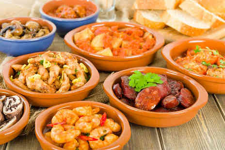 Mi Casa - Tapas dining experience for two - Save 54%