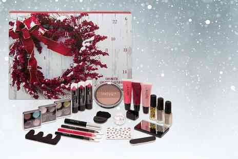 Glam Bazaar - Christmas beauty advent calendar - Save 81%
