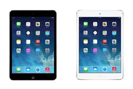 Greats Distribution - Certified Refurbished Apple iPad Mini 2 128GB Wifi plus 4G Retina Display in Black or White With Free Delivery - Save 0%