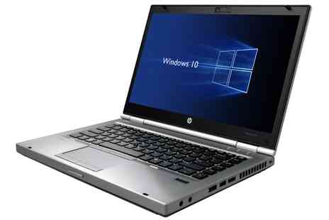 "Computer Remarketing Services  - Refurbished HP Elitebook 8470P 14.1"" Core i5 Laptop from With Free Delivery - Save 0%"