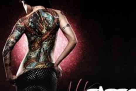 MK Ink - Four Adult tickets to the Milton Keynes Tattoo Convention - Save 60%