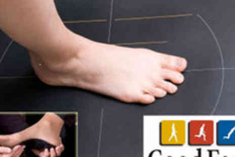 Good Feet - Balance and Pressure Biomechanical Assessment - Save 63%