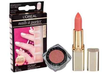 Groupon Goods Global GmbH - LOreal Make Up Bundle - Save 84%