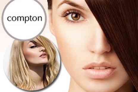 Compton Hair and Beauty Barbican - £39 Choice of Highlights & Haircut or Haircut & Kerastase Conditioning Treatment - Save 72%