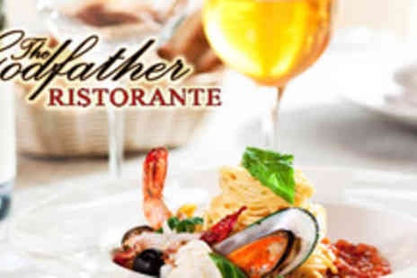 The Godfather Ristorante - Any of the Authentic Italian Food Available on the Menu - Save 77%