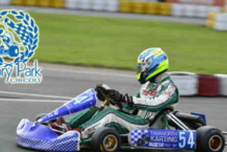 Tamworth Karting - 30 Minute Outdoor Karting Experience - Save 60%