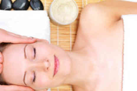 Revitalise - One hour Essential Collin facial and a 30-minute neck, back and shoulder massage - Save 76%