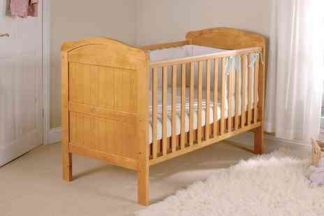 Groupon Goods Global GmbH - East Coast Country Cot Bed With Free Delivery - Save 17%