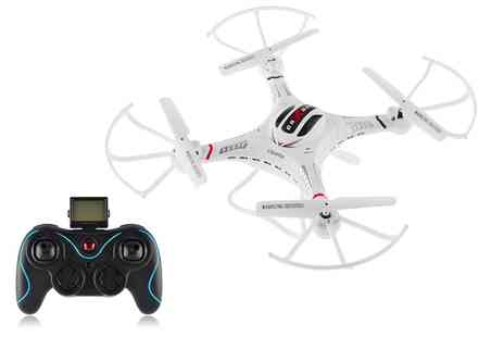 Sama Items - Pilot 360 Drone Quad Copter with HD Camera With Free Delivery - Save 65%