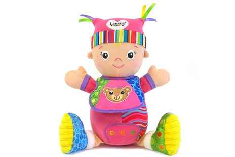 Groupon Goods Global GmbH - Tomy Lamaze Babys First Doll Maisie - Save 0%