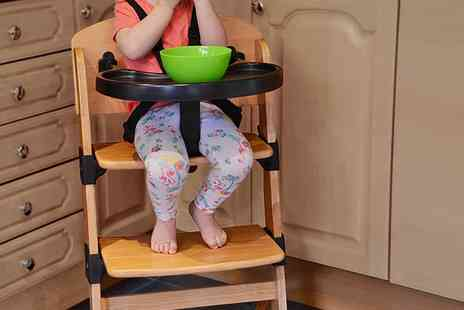 Groupon Goods Global GmbH - Contour Highchair With Free Delivery - Save 0%