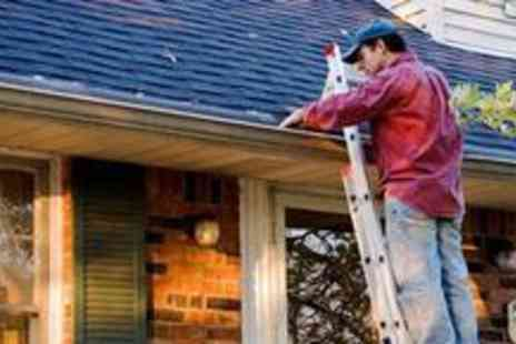 Ashcroft Pressure Washing Services - Two hours of gutter or conservatory cleaning - Save 76%
