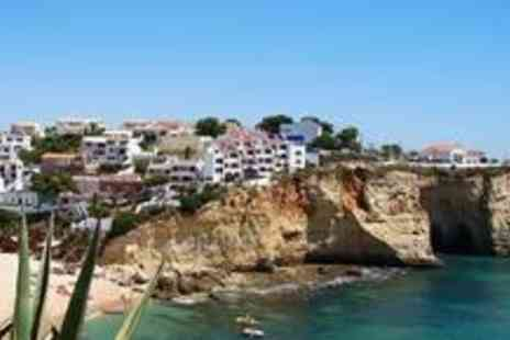 Hotel Exclusives - Seven night Algarve escape for up to four - Save 80%