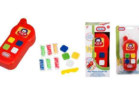Groupon Goods Global GmbH - Little Tikes Toy Phone Dough Sets - Save 13%