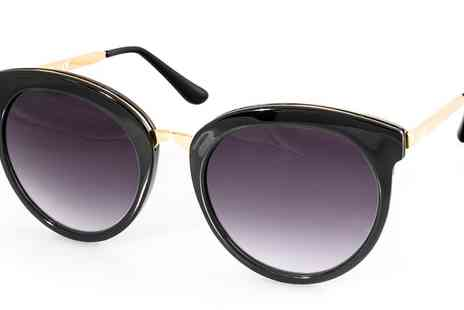 AQS - AQS Womens Poppy Sunglasses With Free Delivery - Save 87%