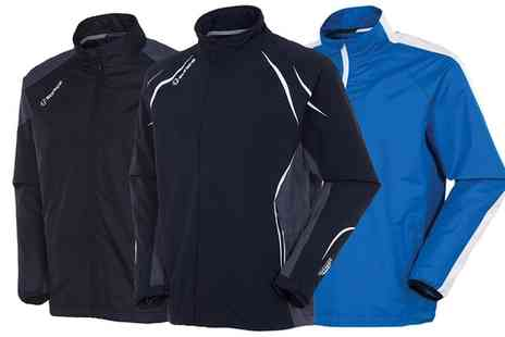 Groupon Goods Global GmbH - Sunice Mens Golf Windshirts, Jackets or Pullovers - Save 0%