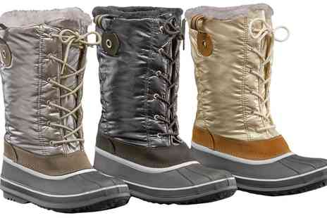 Groupon Goods Global GmbH - Womens All Weather Duck Boots - Save 74%