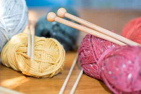 JD Campus London - Online Knitting Course - Save 95%