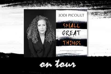Jodi Picoult - Audience with Jodi Picoult on 22 November to 1 December - Save 0%