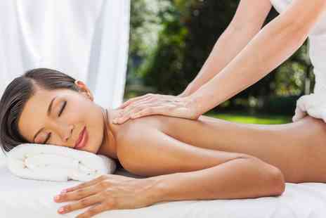 Golden Clinic - 45 Minute Full Body or 30 Minute Back Massage - Save 59%