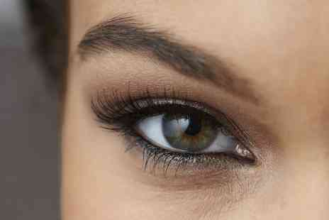 Jodie - Weekend Lashes with Eyebrow Wax and Tint for One or Two - Save 53%