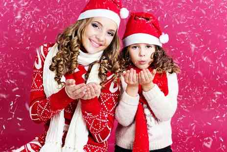 Galerie Studios - Christmas Makeover Photoshoot with Christmas Cards - Save 0%
