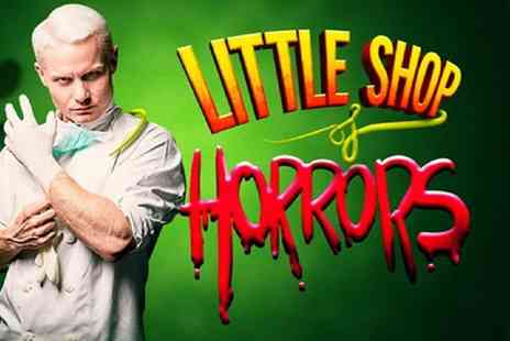 Belgrade Theatre - Little Shop of Horrors One Premium Ticket on 26 to 29 October - Save 40%