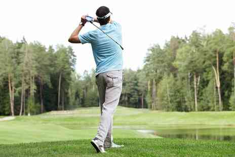 Ruddington Grange - One or Two Golf Lessons for One or Two with Option to Include Nine Holes of Golf - Save 0%