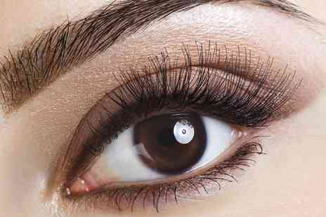 Coco Beauty - Semi Permanent Eyelash Extensions with Optional Eyebrow Tidy and Tint - Save 45%