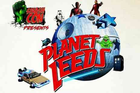 Smashcon & BWE Wrestling - SmashCon Planet Leeds Tickets on 13 November or 10 December - Save 10%